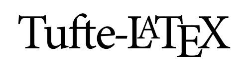 Tufte-LaTeX
